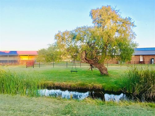 Farm Elk City, OK Just Outside City : Elk City : Beckham County : Oklahoma