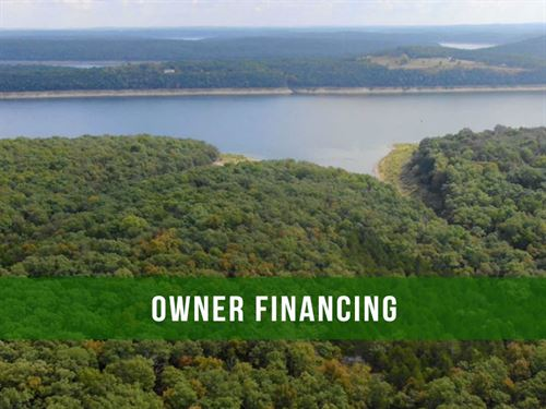 $500 Down On 4+ Acres On Corp Land : Branson : Taney County : Missouri