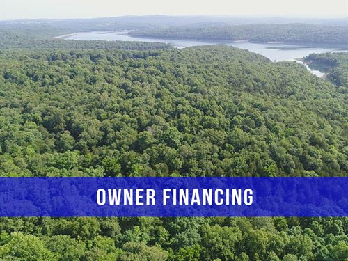 $500 Down On 12 Acres On Lake : Branson : Taney County : Missouri