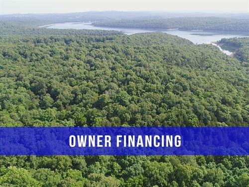 $500 Down On 12 Acres On Lake : Branson : Taney County : Missouri