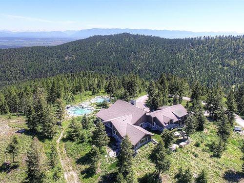 Lupine Meadows Ranch : Kalispell : Flathead County : Montana