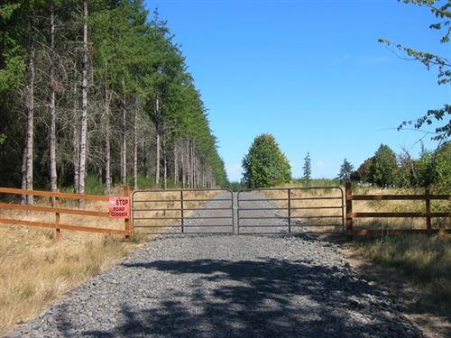 60.35 Acres in Columbia City, OR : Columbia City : Columbia County : Oregon