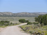 The 100 Ranch : Claunch : Lincoln County : New Mexico