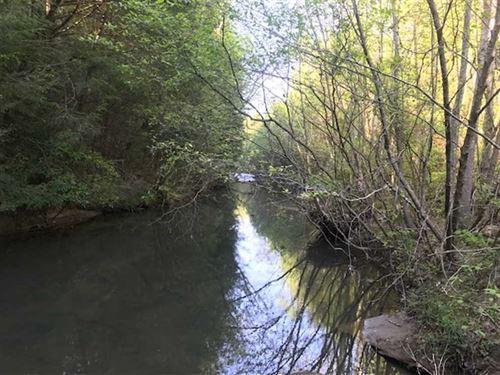 442.89 Acres Beautiful Mountain : Dayton : Rhea County : Tennessee