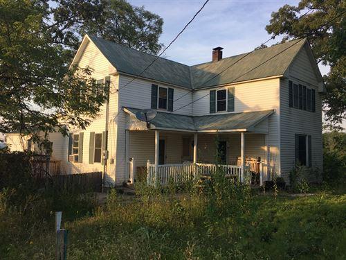 Fixer Upper Home & Acreage : Morrison : Gasconade County : Missouri