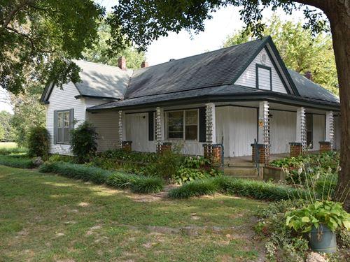Historic Home Bolivar, Tn, Hardeman : Bolivar : Hardeman County : Tennessee