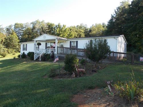 Water Front Home in Floyd County VA : Floyd : Virginia