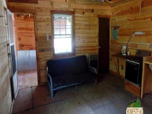 Ozark Mountain Hideaway With Cabin : Jadwin : Dent County : Missouri