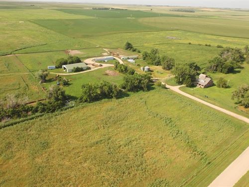Keith County Ranch Auction Parcel 1 : Ogallala : Keith County : Nebraska