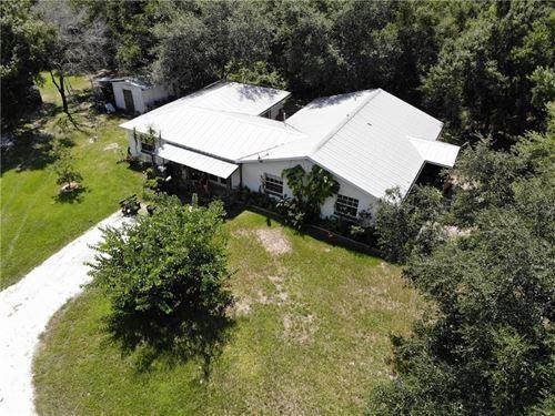 4 Br, 2 Ba Country Cbs Home : Arcadia : Desoto County : Florida