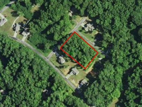 Wooded Lots Hickory Circle : Alexander City : Tallapoosa County : Alabama
