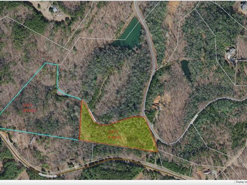 Lake Lure Lot In Gated Community : Lake Lure : Rutherford County : North Carolina