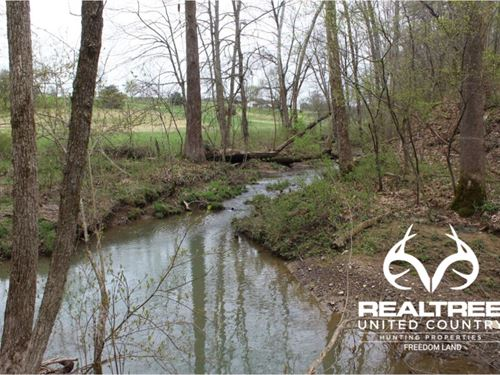 Hocking Hills Land For Sale : Logan : Hocking County : Ohio