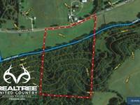 12.6 Acres In Hocking County : Logan : Hocking County : Ohio