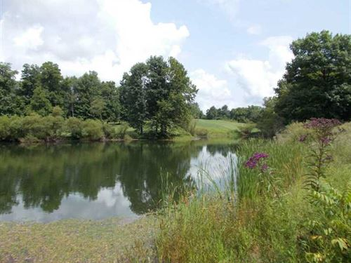 Land For Sale : Greencastle : Putnam County : Indiana
