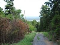 3.44 Acre Secluded Lot on Greers : Clinton : Van Buren County : Arkansas