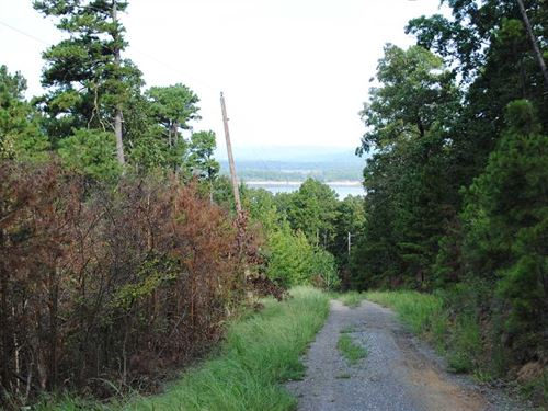 3.44 Acre Secluded Lot on Greers : Clinton : Van Buren County : Arkansas