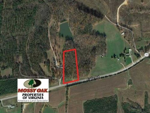 5.44 Acres of Hunting Land For Sal : Victoria : Lunenburg County : Virginia