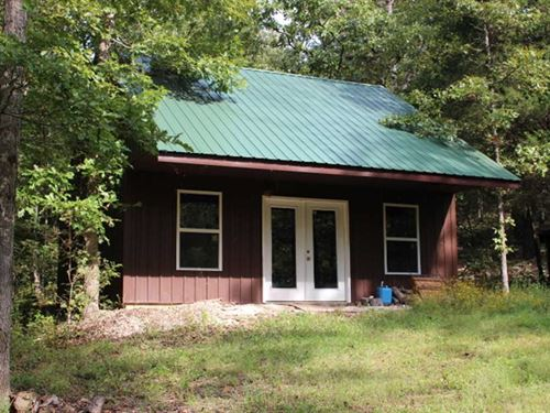 Excellent, Secluded 70-Acre Huntin : Belle : Maries County : Missouri