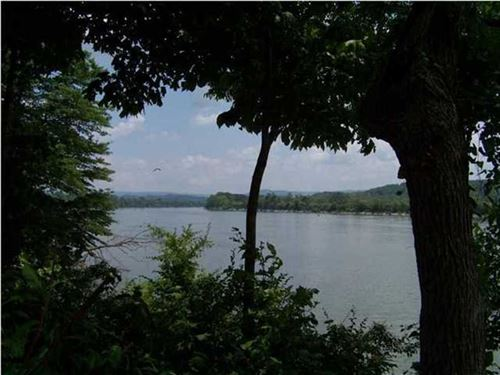10.86 Acres Waterfront Property : Kimball : Marion County : Tennessee