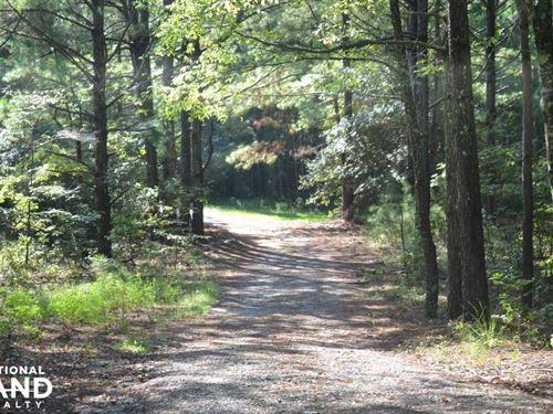 County Line Homesite Harnett / Wak : Fuquay-Varina : Harnett County : North Carolina