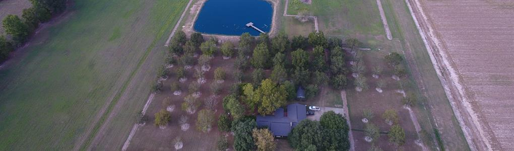 30 Ac, Custom Home On Fenced Pastu : Fort Necessity : Franklin Parish : Louisiana
