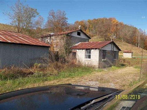 East Tennessee Farm Mohawk, TN : Mohawk : Greene County : Tennessee