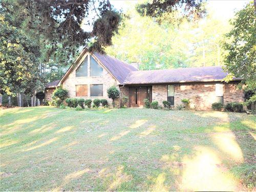 Country Home Acreage Atlanta, TX : Atlanta : Cass County : Texas