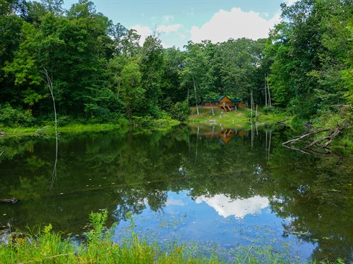 Bailey Ridge Rd, 189 Acres : Malta : Morgan County : Ohio