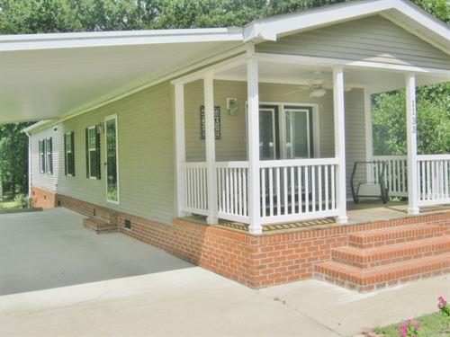 1133 Harrison Dr : McComb : Pike County : Mississippi