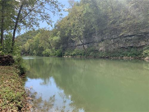 30 Acres On Bryant Creek In Ozark : Drury : Ozark County : Missouri