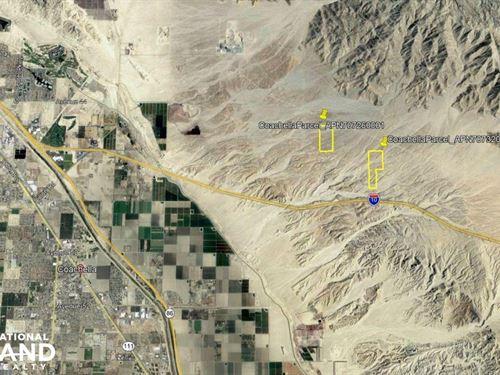 Coachella Valley Rural/Agricultural : Coachella : Riverside County : California