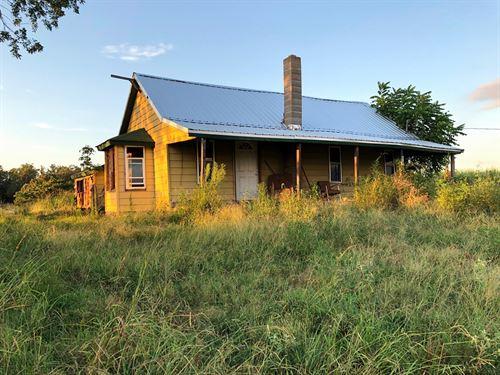 Land For Sale, Old Home : Maynard : Randolph County : Arkansas