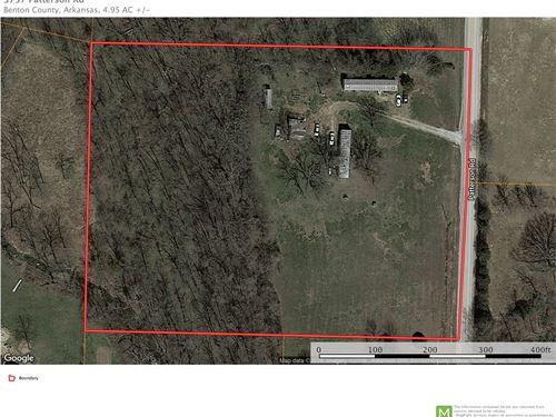 Nearly 5 Acres Just Outside Pea : Pea Ridge : Benton County : Arkansas