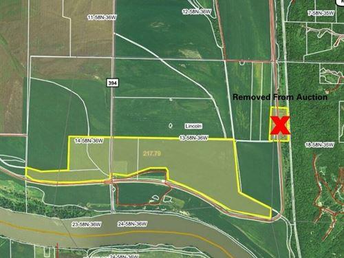 Land Auction Coming Soon, Andrew : Amazonia : Andrew County : Missouri