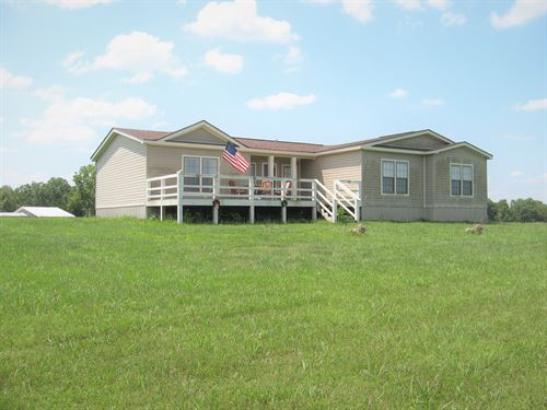 Acreage Phelps Cty, Home Country : Rolla : Phelps County : Missouri