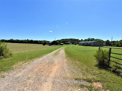 12 Acres, Green County, 4 Bedroom : Greensburg : Green County : Kentucky