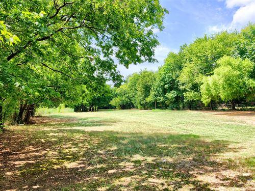 3.62 Acres Inside City Limits : Ardmore : Carter County : Oklahoma