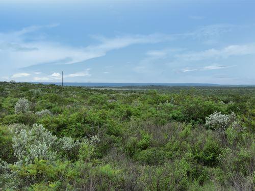Big Texas Skies And Incredible Spot : Del Rio : Val Verde County : Texas