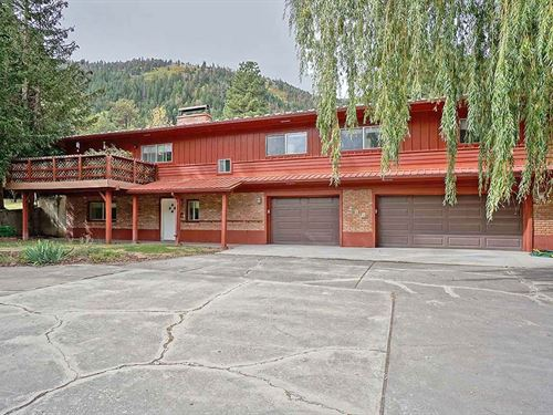 Home Acreage Between Ouray Ridgway : Ridgway : Ouray County : Colorado