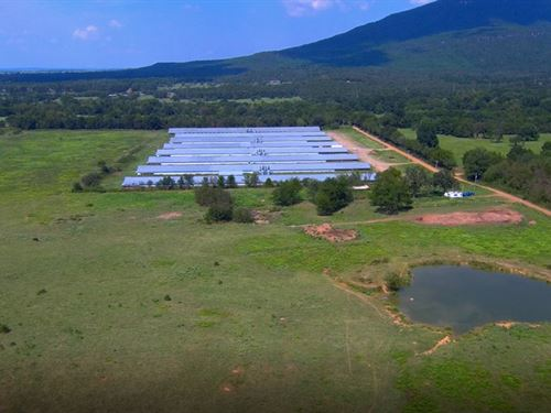Large Poultry Farm For Sale : Poteau : Le Flore County : Oklahoma