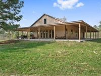 149 Acres Birdwell Ranch : Bedias : Walker County : Texas