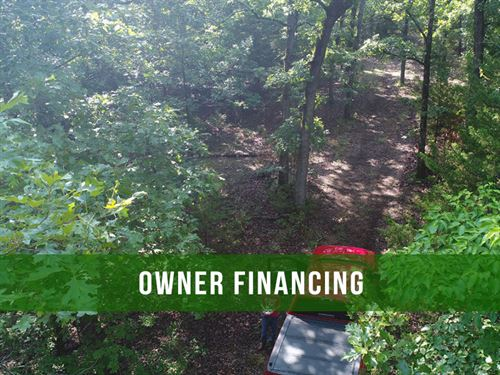 $500 Down On 12 Acres In Mo : Branson : Taney County : Missouri