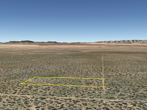 5.7 Acres Van Horn Tx Mtn Views : Van Horn : Culberson County : Texas