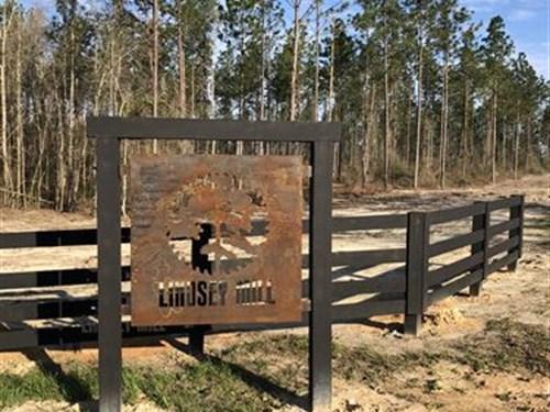 Lindsey Mill Subdiv Andalusia, Al : Andalusia : Covington County : Alabama