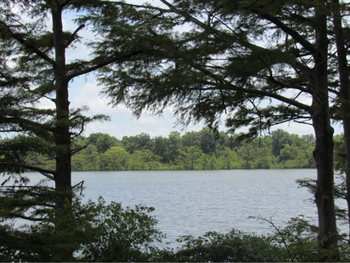 Lot At Moon Lake In Coahoma County : Dundee : Coahoma County : Mississippi