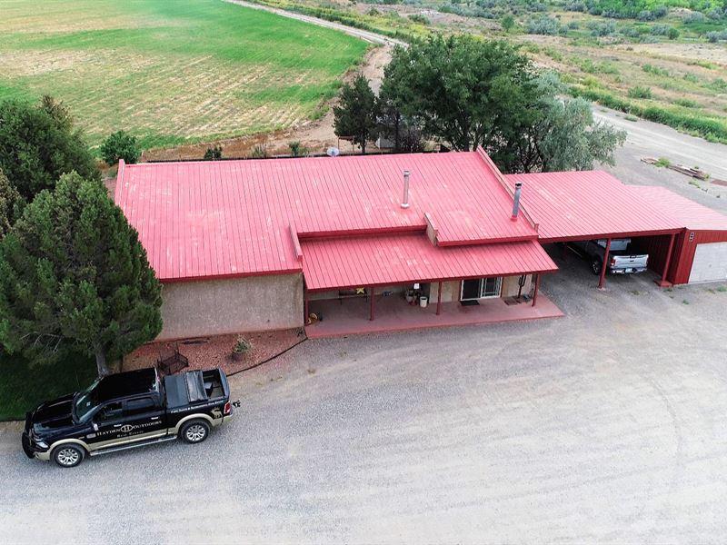 Carlson Farm : Delta : Montrose County : Colorado