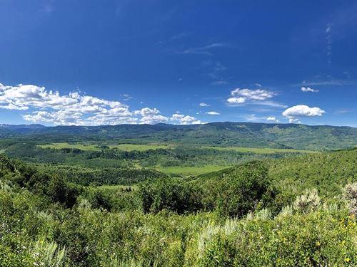 Dunckley Ridge : Hayden : Routt County : Colorado