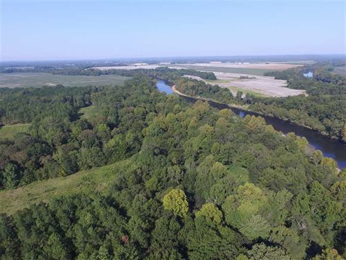 Close to a Mile of River Frontage : Franklin : Macon County : Alabama