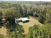 Secluded 20 Acres Home, Holmes : Bonifay : Holmes County : Florida